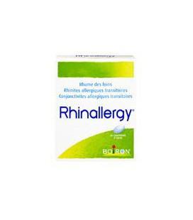 RHINALLERGY 40 comprimidos