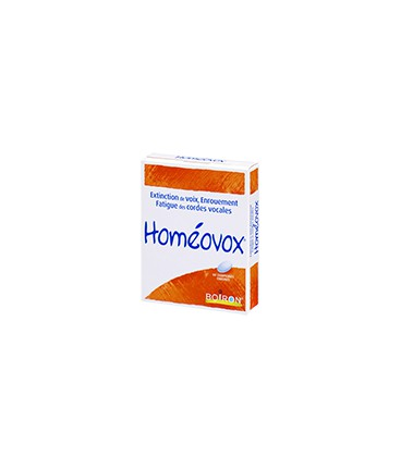 HOMEOVOX 40 comprimidos