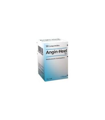 HEEL ANGIN-HEEL 50 comprimidos