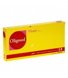OLIGOSOL FLÚOR 14 AMP