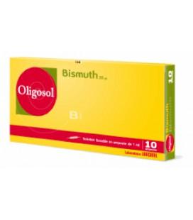 OLIGOSOL BISMUTH 10 AMP