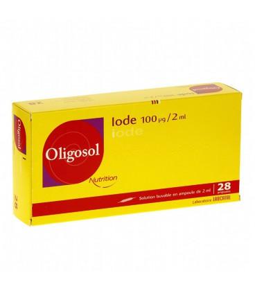 OLIGOSOL YODO 28 AMP