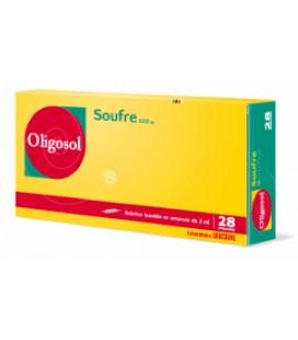 OLIGOSOL AZUFRE 28 AMP