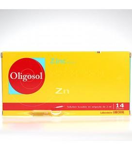 OLIGOSOL ZINC 14 AMP