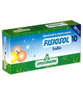 SPECCHIASOL FISIOSOL 10 YODO 20 AMPOLLAS