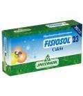 SPECCHIASOL FISIOSOL 23 CALCIO 20 AMPOLLAS