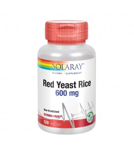SOLARAY RED YEAST RICE 45 CP