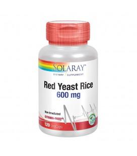SOLARAY RED YEAST RICE 45 CP
