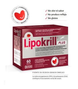 LIPOKRILL DEITERS OMEGA 3 60 CP
