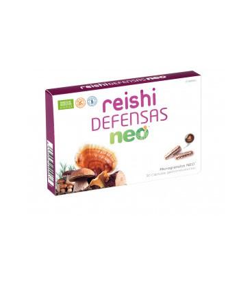 NEO REISHI DEFENSAS 30 CP