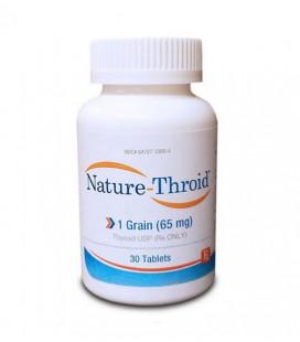 NATURE THYROID 1G 100 TAB