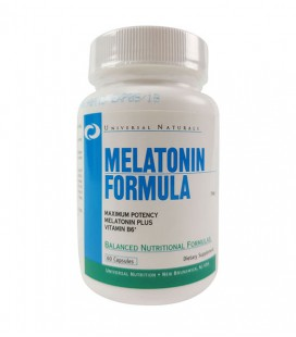 MELATONINA 5 MG FORMULA 120 CP