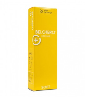 BELOTERO SOFT LIDOCAÍNA  1x1 ML