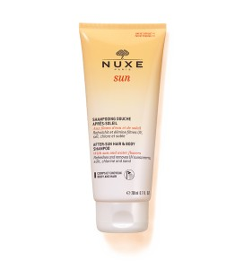 NUXE CHAMPÚ Y GEL DE DUCHA AFTER SUN 200 ML