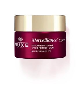 NUXE MERVEILLANCE EXPERT CREMA DE NOCHE LIFT Y FIRMEZA 50 ML