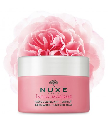NUXE INSTA-MASQUE MASCARILLA EXFOLIANTE + UNIFICANTE 50 ML