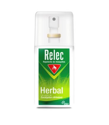 RELEC REPELENTE HERBAL SPRAY 75 ML
