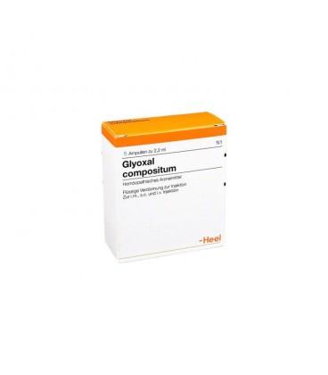 HEEL GLYOXAL COMPOSITUM 10 AMPOLLAS