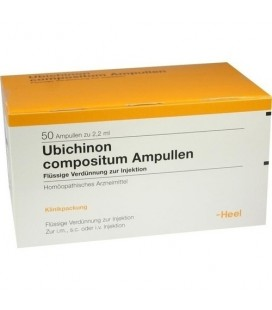 HEEL UBICHINON COMPOSITUM 50 AMPOLLAS