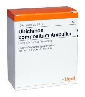 HEEL UBICHINON COMPOSITUM 10 AMPOLLAS
