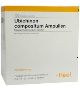 HEEL UBICHINON COMPOSITUM 100 AMPOLLAS