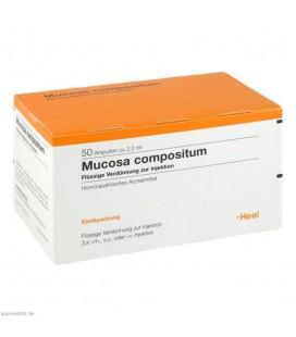 HEEL MUCOSA COMPOSITUM 50 AMPOLLAS
