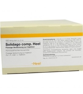 HEEL SOLIDAGO COMPOSITUM 100 AMPOLLAS