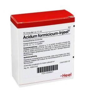 HEEL ACIDUM FORMICUM 10 AMPOLLAS