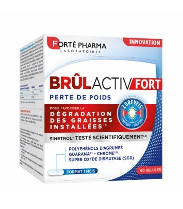 FORTE PHARMA BRULACTIV FORT 60 CAPS