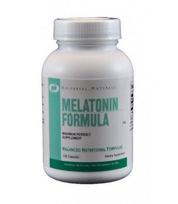 Melatonina 3mg Formula 120 capsulas
