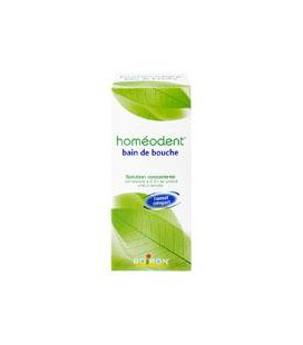 HOMEODENT BAIN BOUCHE 125ML