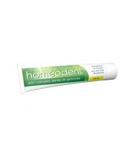 HOMEODENT DENTRÍFICO LIMON DUPLO 75ML
